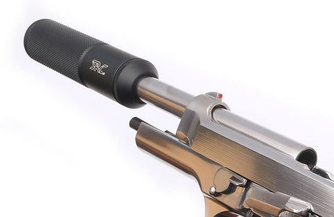 SRC M9 Platinum Suppressed