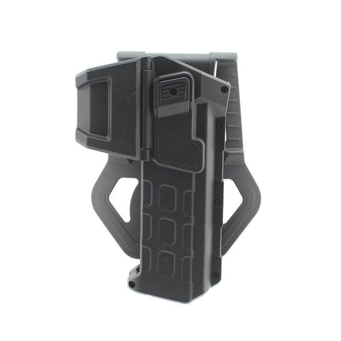 Movable Holster for 1911 / Hi-Capa pistols with attachments