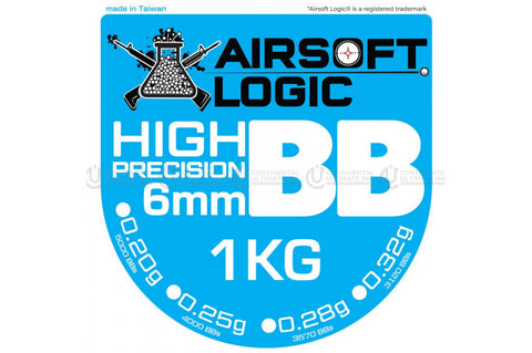 Airsoft Logic 0.28g Bio BB (1Kg Bag)