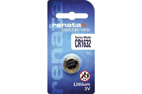 Renata CR1632 3V Lithium Battery