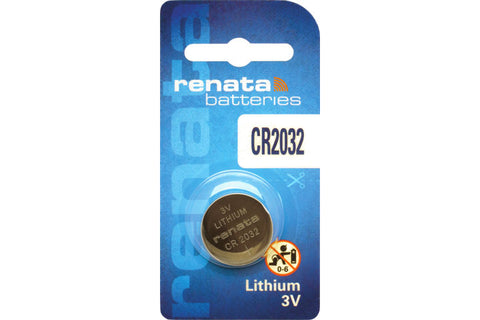 Renata CR2032 3V Lithium Battery