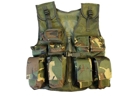 Multicam (DPM) Junior Assault Vest