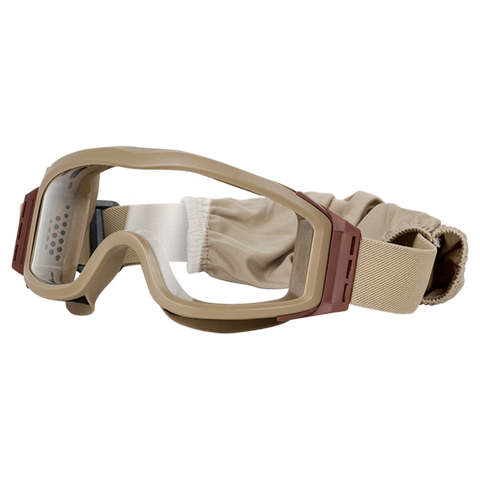 Valken Tango Goggles Tan Frame (Thermal version)
