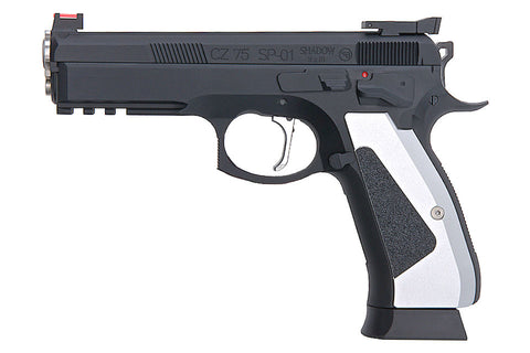KJ CZ 75 SP-01 Shadow ACCU CO2