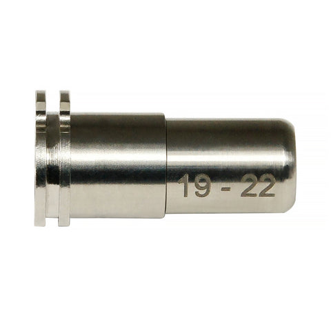 MAXX CNC Titanium Adjustable Air Seal Nozzle 19mm - 22mm