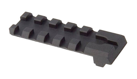 Rear Sight Rail Mount for KJ G series pistols (KP-13 / KP-17 / KP-18)