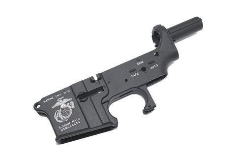 SRC M4 Metal Lower Receiver (USMC)