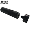 Airtech 14mm- Thread Adaptor for Honey Badger AM-013 & AM-014