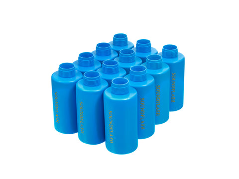 APS / Hakkotsu Thunder B Blue Cylinder SHELLS (12-pack)