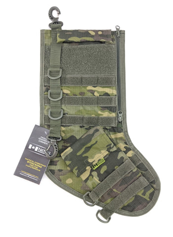 Tactical Christmas Stocking - Muticam Forest (Tropic)