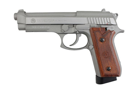 KWC Taurus PT92 Stainless CO2 Full Auto