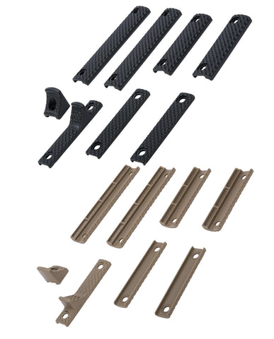 BOLT URX3 Panel Set (8 Pc Set)