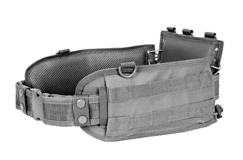 VISM Battle Belt Grey