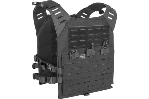 Valken XL Plate Carrier Laser Cut BK