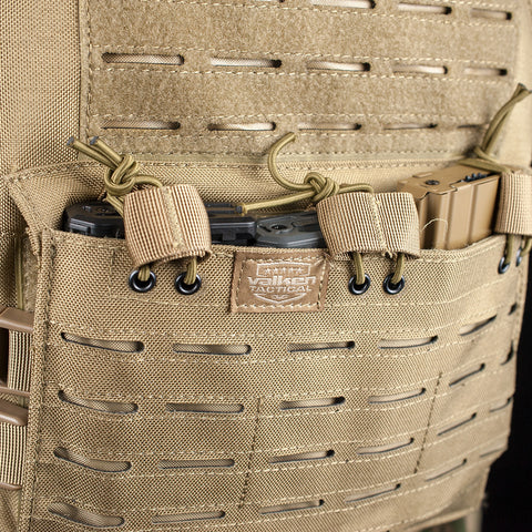 Valken XL Plate Carrier Laser Cut OD