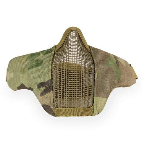 Mesh Mask with Soft Cheeks Multicam