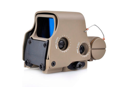 XPS2 Red / Green Holographic Sight DE