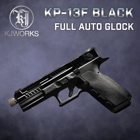 KJ KP-13 F Black CO2