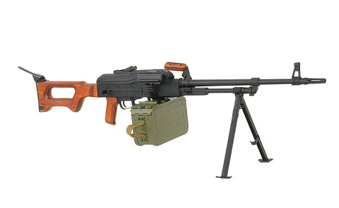 A&K PKM Full Metal Real Wood