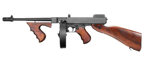 King Arms Thompson M1928 Chicago Type Writer Tommy Gun - Premium Edition
