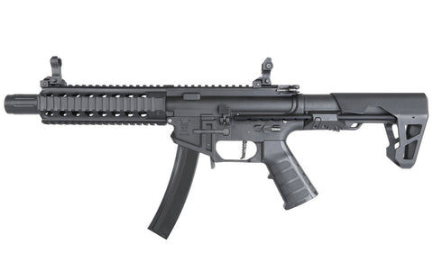 King Arms PDW 9mm SBR Long Black