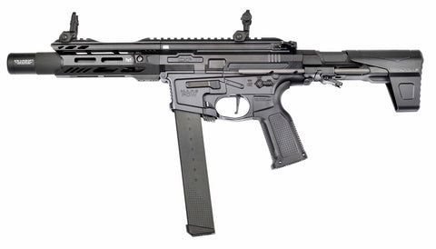 ICS PDW9 Style 20 degree Pistol Grip
