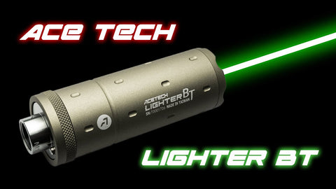 AceTech Lighter BT Tracer Unit & Chrono Tan