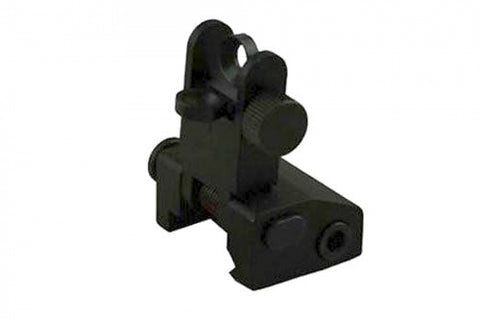 GRG Style Flip Up Rear Sight