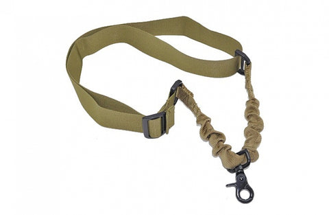 Single Point Bungee Sling Tan