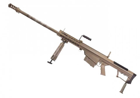 Snow Wolf Barrett M107 Tan