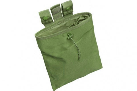 Large Roll Up Dump Pouch OD