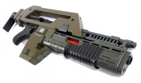 Snow Wolf M41A Alien Pulse Rifle