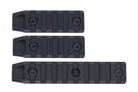 Echo 1 Keymod Rail Sections (3-pack)