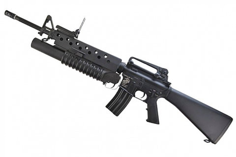 E&C M16A3 with M203