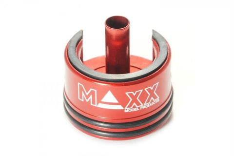 MAXX CNC Aluminum Double Air Seal & Damper V2 Cylinder Head