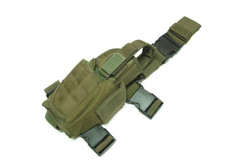 Universal Adjustable Leg Holster OD