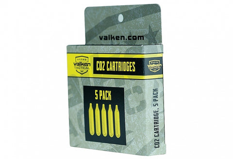 12g CO2 Cartridge (5 Pack)