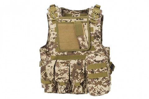 FSBE Amphibious Assault Vest Digital Desert (MARPAT)