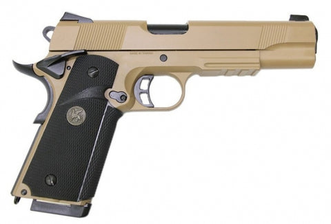 KJ 1911 MEU CO2 (KP-07) Tan
