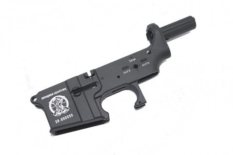 SRC M4 Metal Lower Receiver (Zombie Hunter)