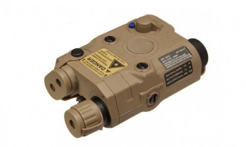 PEQ-15 Battery Box (Tan)