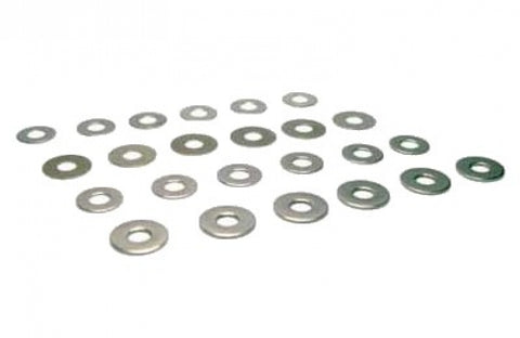 Gear box shims set (40 pcs)