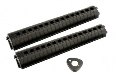 E&C M16 Handguards with Cap