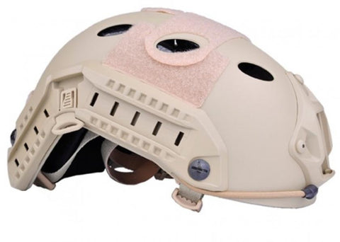 FAST (PJ) Helmet Tan ADJUSTABLE