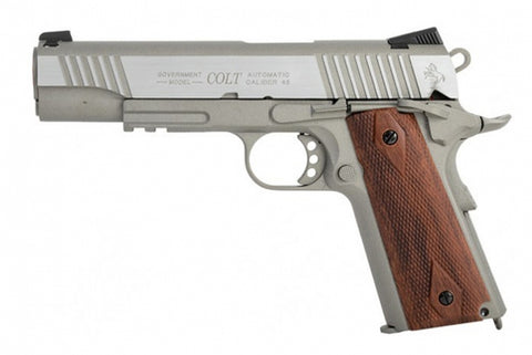 KWC COLT 1911 Railed Stainless