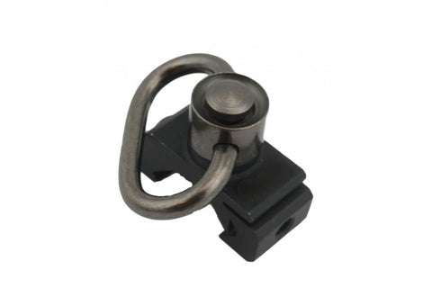 QD Sling Swivel with mount for RIS