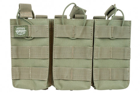 M4 Triple Mag Pouch OD