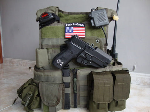 Serpa holsters STRIKE Molle interface