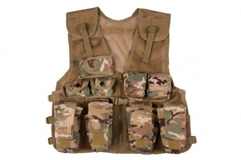 Multicam (MTP) Junior Assault Vest