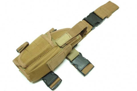 Universal Adjustable Leg Holster Tan